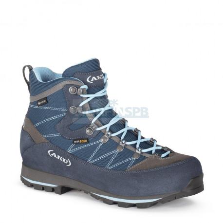 Ботинки треккинговые AKU WS Trekker Lite III GTX Denim/Light Blue