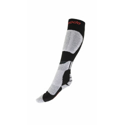 Носки Comodo Ski socks SNT-02 black-white