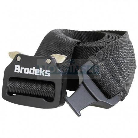Ремень Brodeks KM 102, черный