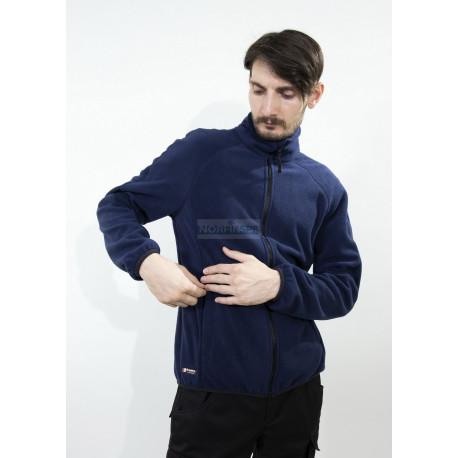Флисовая куртка Brodeks KS 211, синий