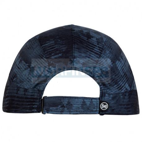 Кепка Buff Pack Trek Cap Tzom Stone Blue