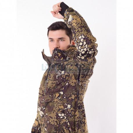 Зимний костюм TRITON VORTEX -15 (Porelli, Primaloft), бежевый
