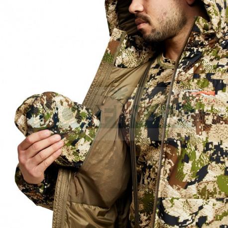 Куртка Sitka Kelvin Down WS Hoody, Optifade Subalpine