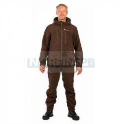 Костюм мужской Novatex Якут (флис, коричневый) PRIDE