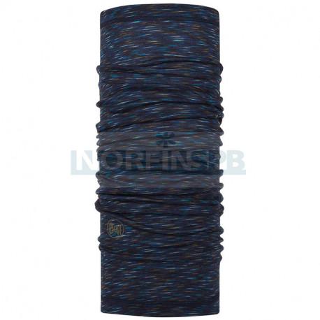Бандана Buff Lightweight Merino Wool Denim Multi Stripes
