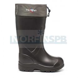 Зимние мужские сапоги TORVI из ЭВА -45, черные