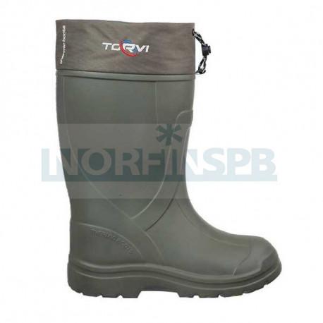Зимние мужские сапоги TORVI из ЭВА -45, олива