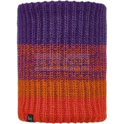 Шарф Buff Knitted and Fleece Neckwarmer Sibylla, Purple