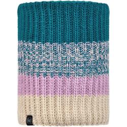 Шарф Buff Knitted and Fleece Neckwarmer Sibylla, Aqua
