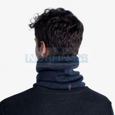 Шарф Buff Knitted and Fleece Neckwarmer Neo, Bark