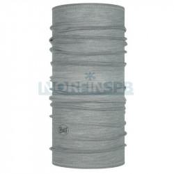 Бандана Buff Lightweight Merino Wool Solid Dusty Blue