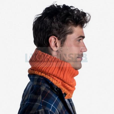 Шарф Buff Knitted and Fleece Neckwarmer Igor, Fire