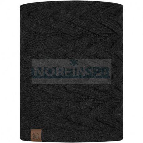 Шарф Buff Knitted and Fleece Neckwarmer Caryn, Graphite