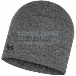 Шапка Buff Midweight Merino Wool Hat, Light Grey Melange