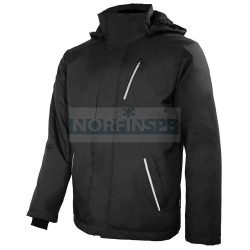 Куртка мужская зимняя Brodeks KW 210, черный