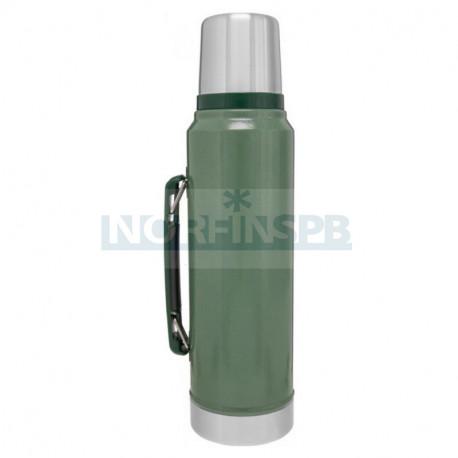 Термос STANLEY Classic 1л, темно-зелёный