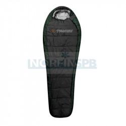 Спальный мешок Trimm HIGHLANDER, зеленый, 195 L