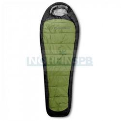 Спальный мешок Trimm IMPACT, зеленый, 195 L
