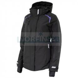 Зимняя женская куртка Brodeks KW 208, черная