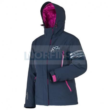 Женская зимняя куртка Norfin Women Nordic Blue