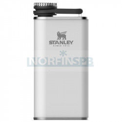 Фляга STANLEY Classic 0,23 л, белая
