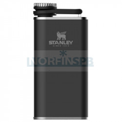 Фляга STANLEY Classic 0,23 л, черная