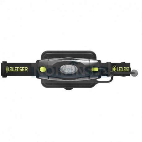 Налобный светодиодный фонарь Ledlenser NEO6R, черный