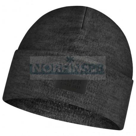 Шапка Buff Merino Wool Fleece Hat, Graphite