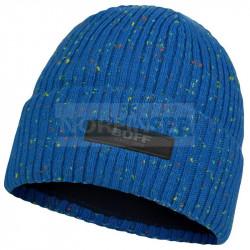 Детская шапка Buff Knitted and Fleece Band Hat Jorg, Olympian Blue