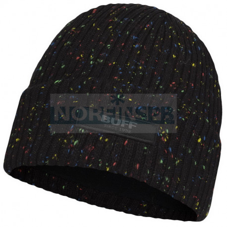 Детская шапка Buff Knitted and Fleece Band Hat Jorg, Black
