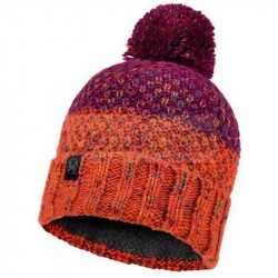 Шапка Buff Knitted and Fleece Band Hat Solid, Bark
