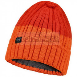 Шапка Buff Knitted and Fleece Band Hat Igor, Fire