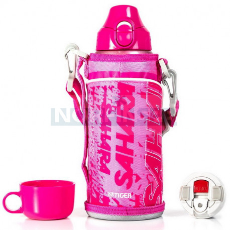 Термос Tiger Pink, 0,8 л, розовый