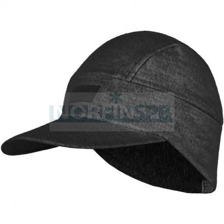 Кепка Buff Merino Fleece Pack Cap Graphite
