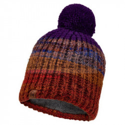 Шапка Buff Knitted and Fleece Band Hat Alina, Rusty