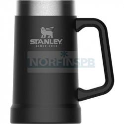 Пивная кружка STANLEY Adventure 0,7L, черный