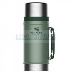 Термос для еды STANLEY Classic 0,94 л, темно-зеленый