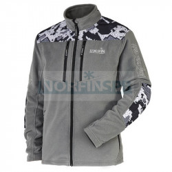 Флисовая куртка Norfin GLACIER CAMO