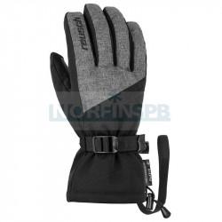 Перчатки горнолыжные REUSCH 2021-22 Outset R-Tex XT, черный/черный меланж