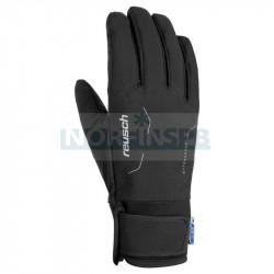 Перчатки горнолыжные REUSCH 2021-22 Diver X R-Tex XT, черный/серебряный