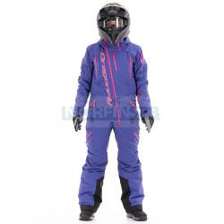 Комбинезон утепленный Dragonfly Extreme Woman, Purple-Pink