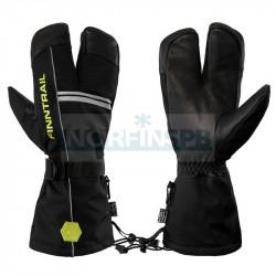 Перчатки Finntrail Lobster 2800, GraphiteYellow_N