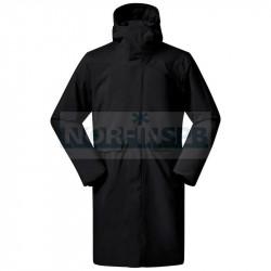 Куртка мужская зимняя пуховая Bergans Oslo Urban Insulated Parka, черный
