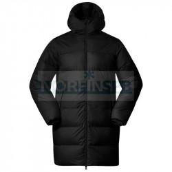 Куртка-парка зимняя пуховая Bergans Oslo Urban Down Parka, черный