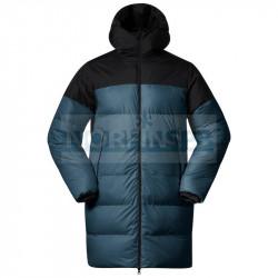 Куртка-парка зимняя пуховая Bergans Oslo Urban Down Parka, Orion Blue/Black