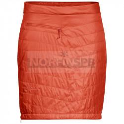 Юбка женская утепленная Bergans Roros Ins Skirt, Fiesta