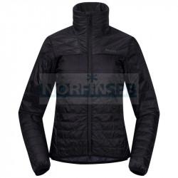 Куртка утепленная Bergans Roros Light Insulated Jacket, Orion Blue/Green Oasis