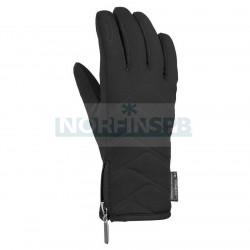 Перчатки горнолыжные REUSCH 2021-22 Loredana Touch-Tec, Black