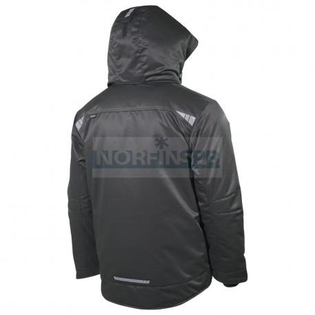 Куртка мужская зимняя Brodeks KW 206, черный