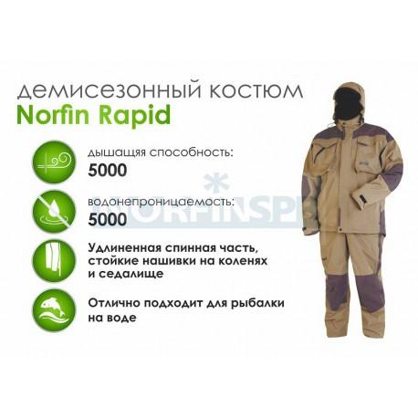 Демисезонный костюм Norfin Rapid